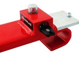 DoubleLock Containerslot HEAVY RED - SCM